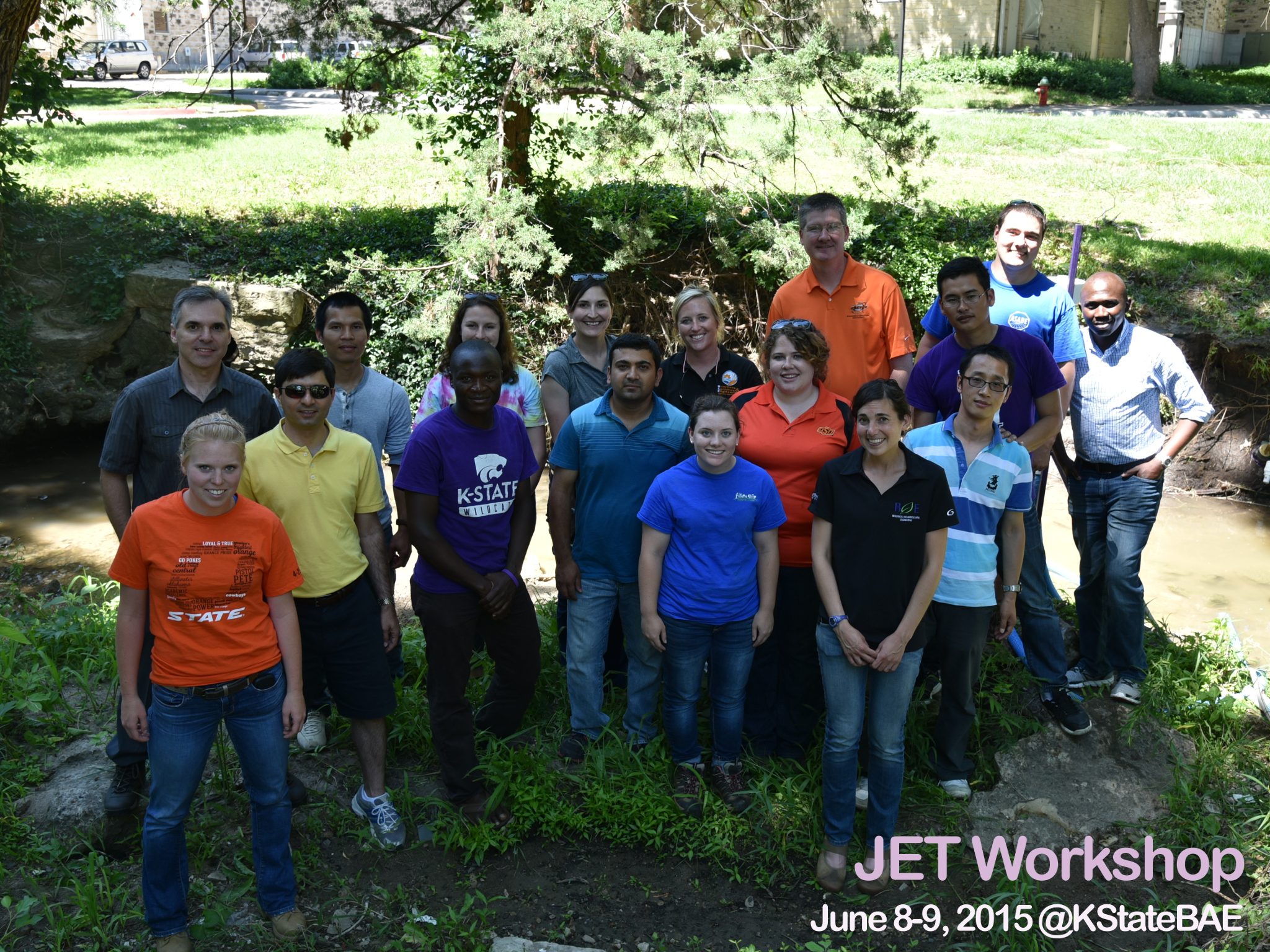 JET group picture